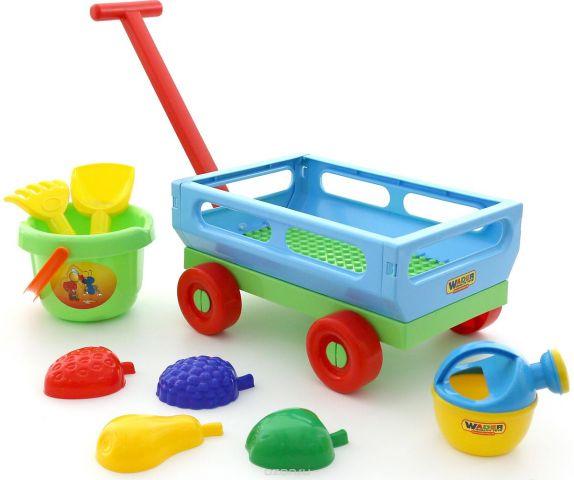 Полесье Набор игрушек для песочницы №492