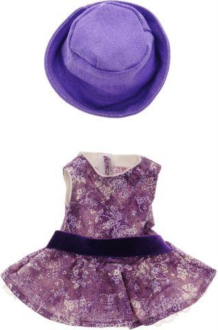 Vestida de Azul Комплект одежды для куклы Паулины Лето Париж