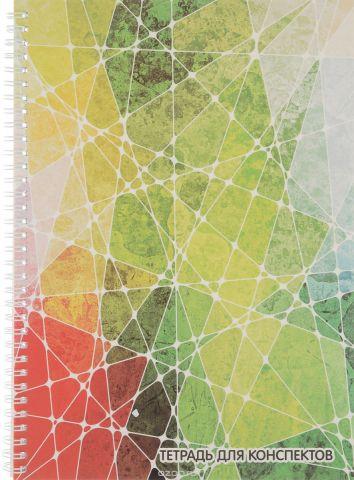 Фолиант Тетрадь для конспектов 80 листов в клетку ТДК-4