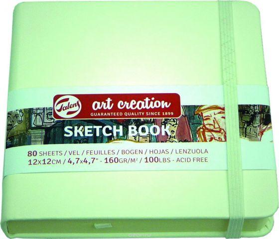 """Блокнот для зарисовок Royal Talens """"Art Creation"""", цвет: белый, 80 листов, 9314104M"""