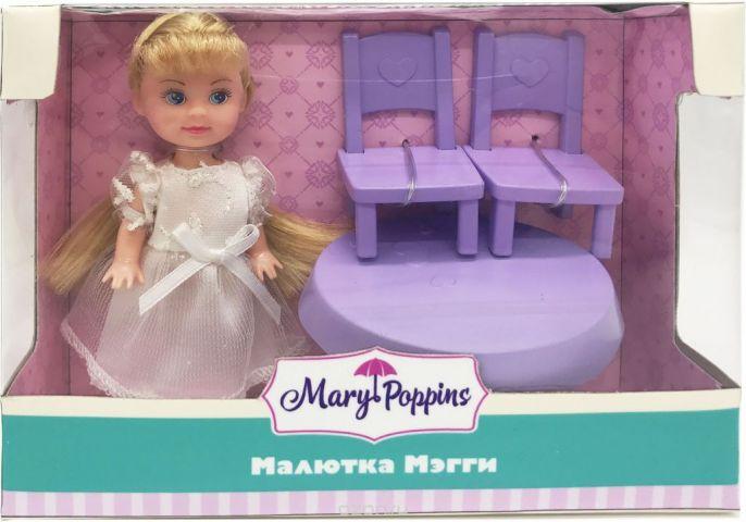Mary Poppins Игровой набор с куклой Ждем гостей