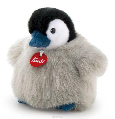 Trudi Мягкая игрушка Пингвин-пушистик 24 см