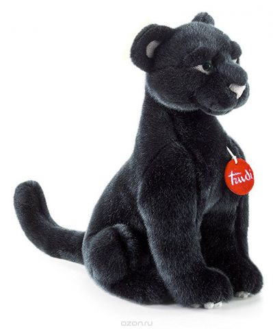 Trudi Мягкая игрушка Пантера Ирис 34 см