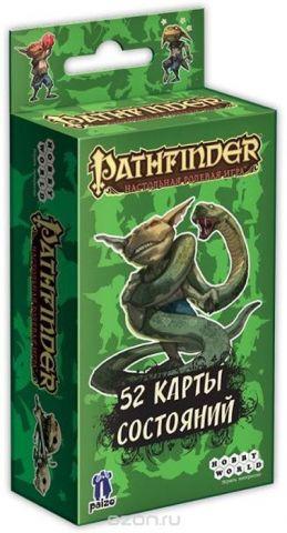Hobby World Настольная игра Pathfinder Карты состояний