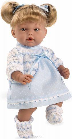 Arias Кукла Elegance цвет платья голубой