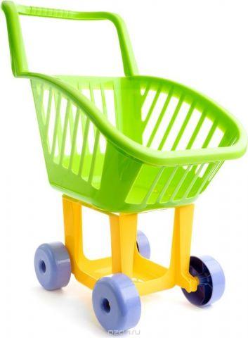 Пластмастер Игровой набор Тележка для супермаркета