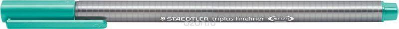 Staedtler Ручка капиллярная Triplus 334 0,3 мм цвет чернил зеленый французский