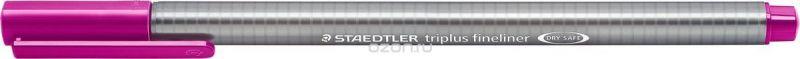 Staedtler Ручка капиллярная Triplus 334 0,3 мм цвет чернил темно-сиреневый