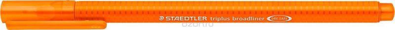 Staedtler Ручка капиллярная Triplus 338 0,8 мм цвет чернил оранжевый