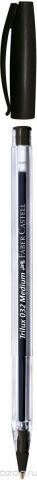 Faber-Castell Ручка шариковая Trilux цвет чернил черный