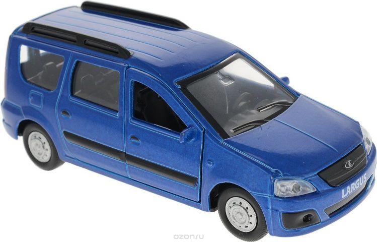 ТехноПарк Модель автомобиля Lada Largus цвет синий
