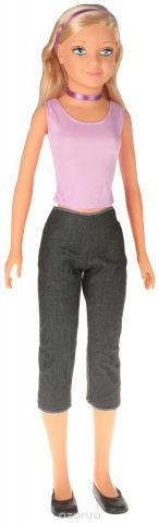 Falca Кукла Дженни Звезда цвет одежды сиреневый серый