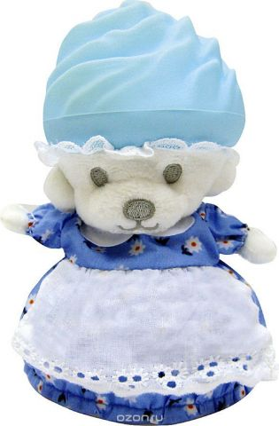Cupcake Bears Мягкая игрушка Хлоя 9 см