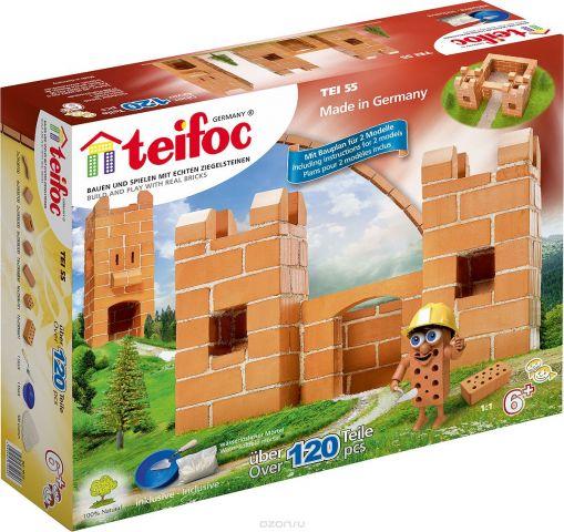 Teifoc Строительный набор Крепость