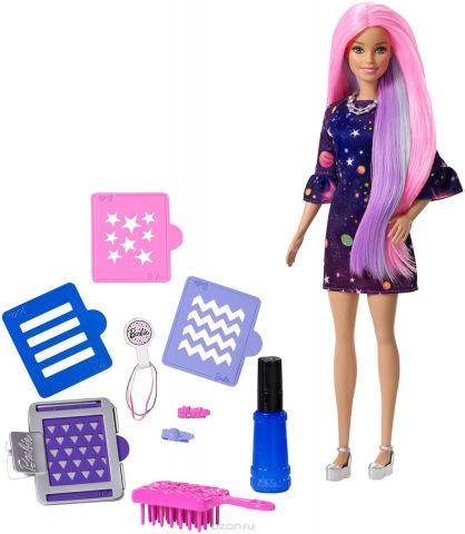 Barbie Кукла Цветной сюрприз