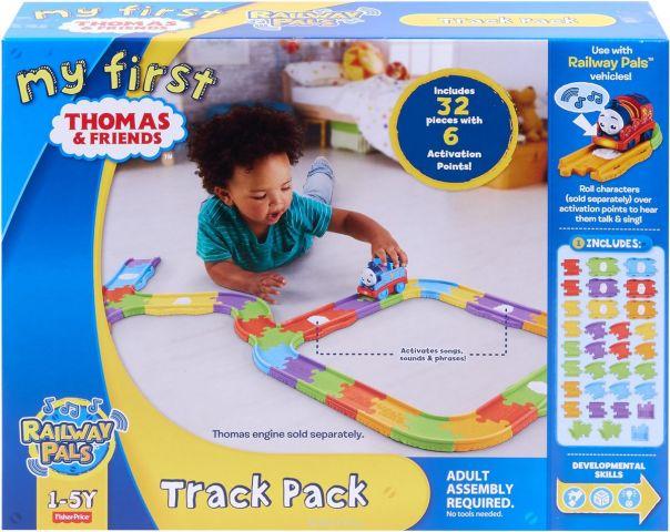 Thomas & Friends Игровой набор Мой первый Томас Набор для строительства железной дороги