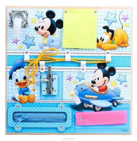 Disney Бизиборд Развиваемся вместе Микки Маус