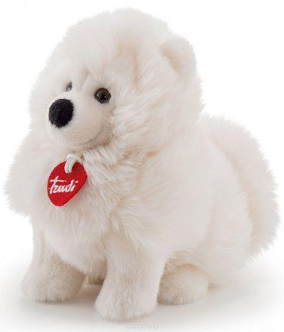 Trudi Мягкая игрушка Самоедская собака-пушистик 24 см