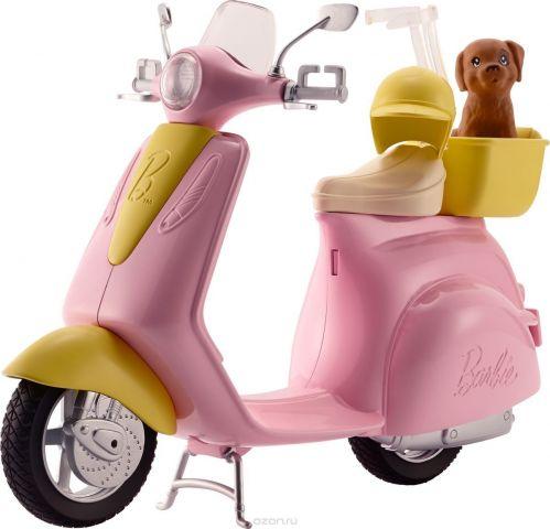 Barbie Транспорт для кукол Мопед