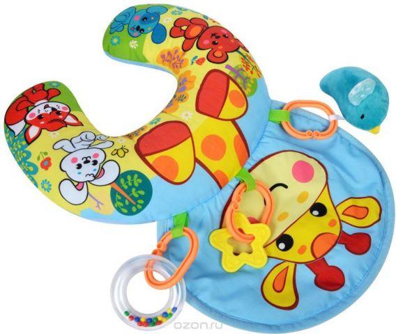 Жирафики Игровой центр-подушка Жирафик и друзья