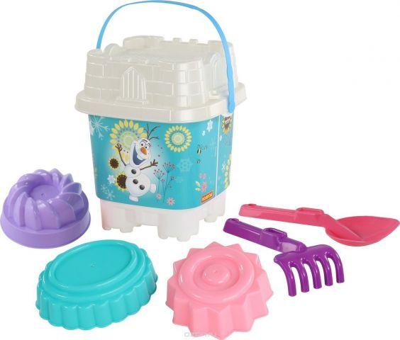 Disney Набор игрушек для песочницы Холодное сердце №17