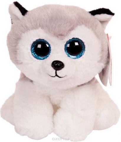 ABtoys Мягкая игрушка Собачка хаски 15 см 109301