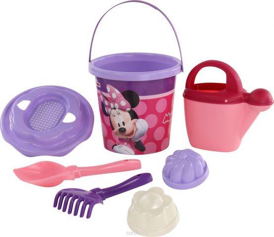 Disney Набор игрушек для песочницы Минни №12