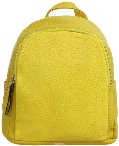 Рюкзак детский Карен цвет желтый 1474342