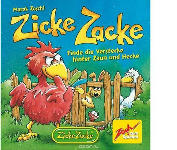 Zoch Настольная игра Цыплячьи бега