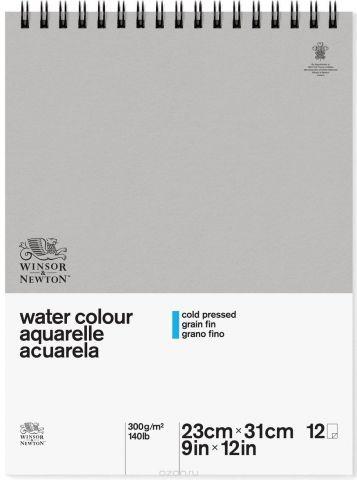 Winsor&Newton Альбом для акварели Classic 12 листов формат A4 6663247