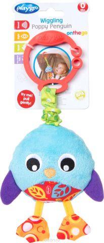 Playgro Игрушка-подвеска Пингвин 0186973