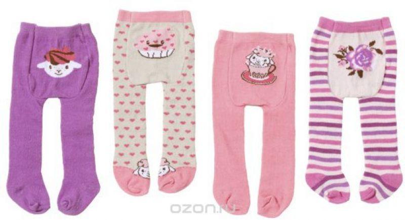 Zapf Creation Одежда для кукол Baby Annabell Колготки