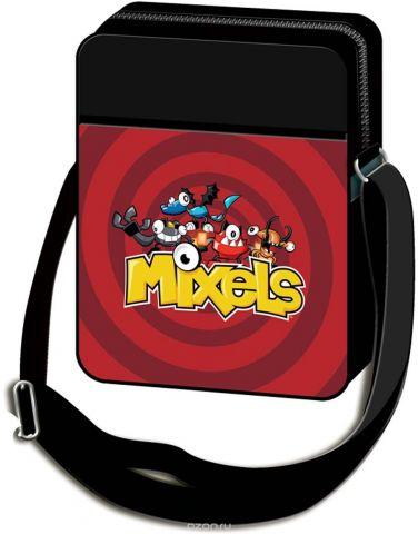 LEGO Сумка детская школьная Lucky bag Mixels цвет красный, черный