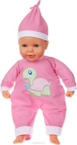 Falca Пупс озвученный цвет одежды розовый