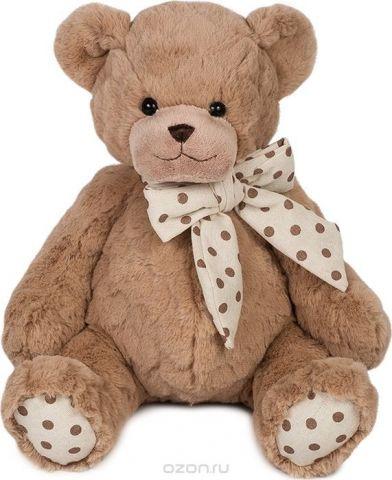 Maxitoys Luxury Мягкая игрушка Мишка Брауни 35 см