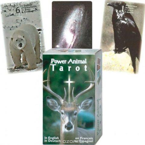 Карты Таро AGMuller Power Animal