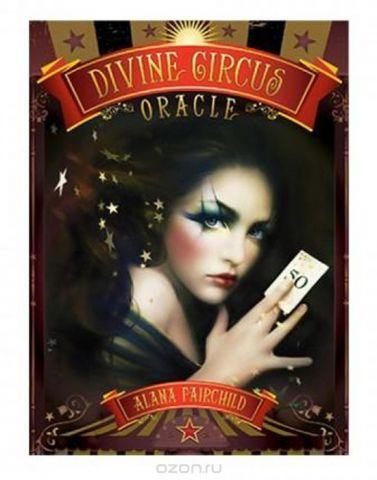 Карты Оракул Blue Angel Oracle cards Divine Circus
