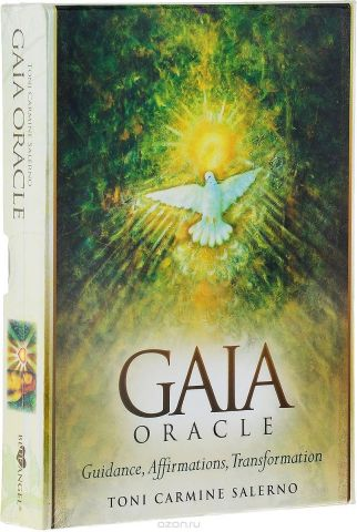 Карты Оракул Blue Angel Cards Gaia