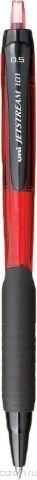 Набор автоматических шариковых ручек Uni, Jetstream SXN-101-05, цвет чернил: красный, 12 шт