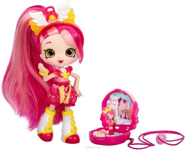 """Игровой набор с куклой Lil' Secrets """"Shoppies. Донатина"""""""