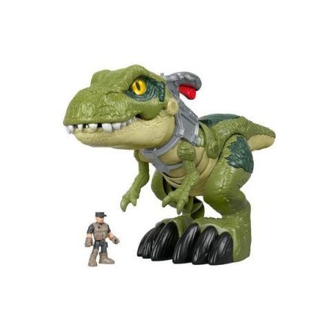 Mattel Jurassic World GBN14 Большой Динозавр Тирекс