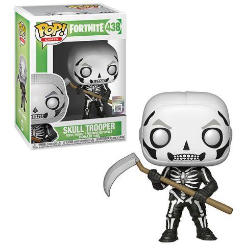 Funko POP 34470F Vinyl: Games: Fortnite: Skull Trooper 34470