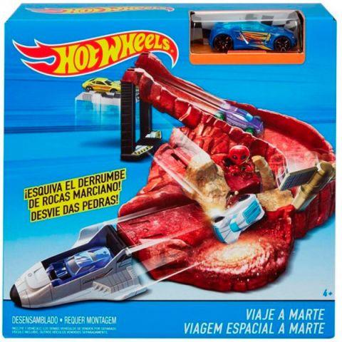 Mattel Hot Wheels FDF59 Хот Вилс Тематическая трасса