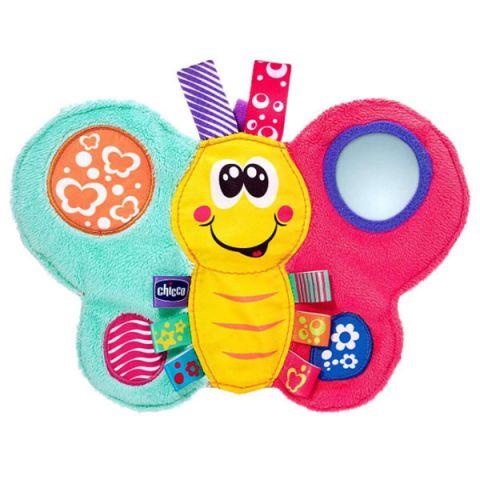 "CHICCO TOYS 7893AR Развивающая игрушка ""Бабочка"""