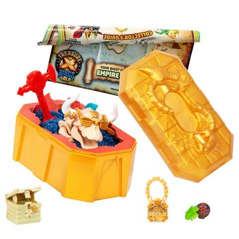"""Treasure X 41541T Набор """"Золото Королей"""" (большой мистический зверь + сокровище)"""