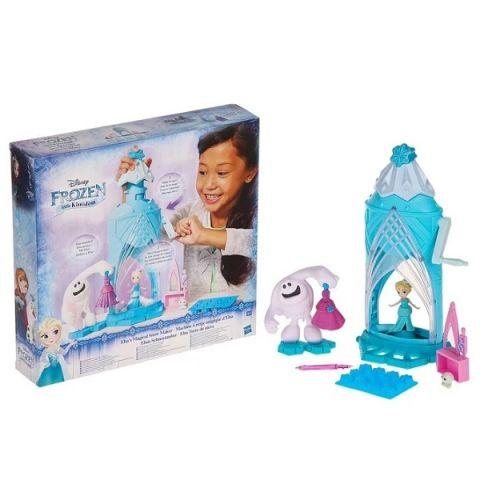 """Hasbro Disney Princess C0461 Замок Эльзы """"Сделай волшебный снег"""""""