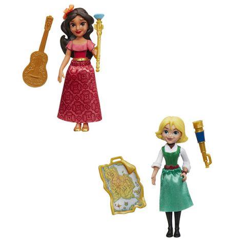 Hasbro Disney Princess C0380 Маленькие куклы Елена - принцесса Авалора (в ассортименте)