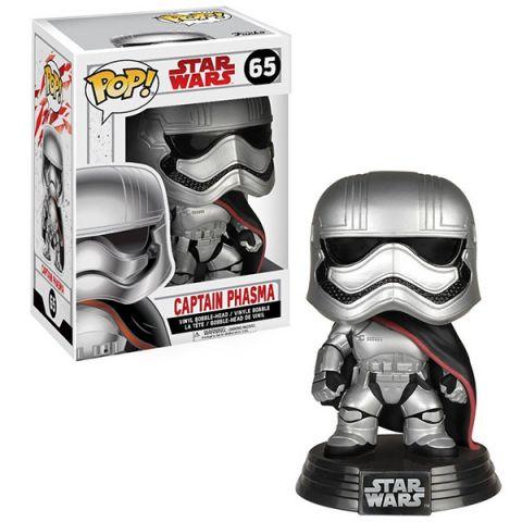 Funko POP 14739F Bobble: Star Wars: E8 TLJ: Captain Phasma 14739