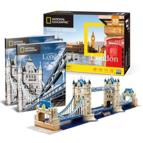 Cubic Fun DS0978h Кубик фан Тауэрский Мост (Великобритания)