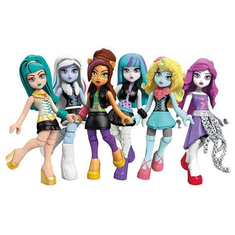 Mattel Monster High CNF78 Базовые фигурки персонажей